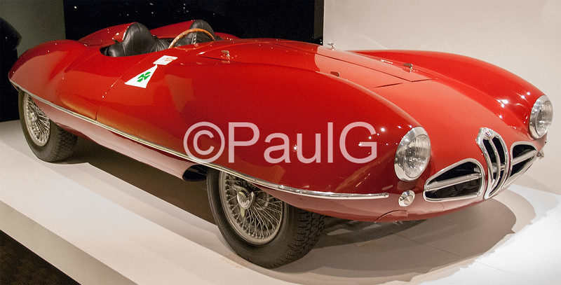 1952 Alfa Romeo 1900 Disco Volante