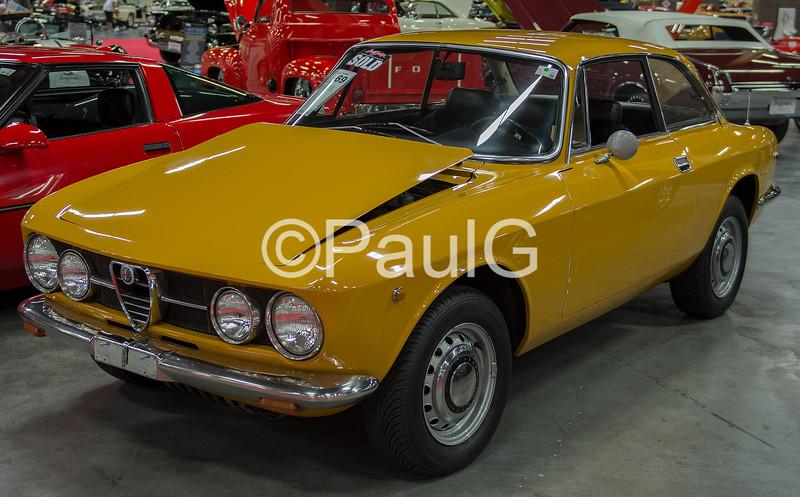 1969 Alfa Romeo GT Veloce