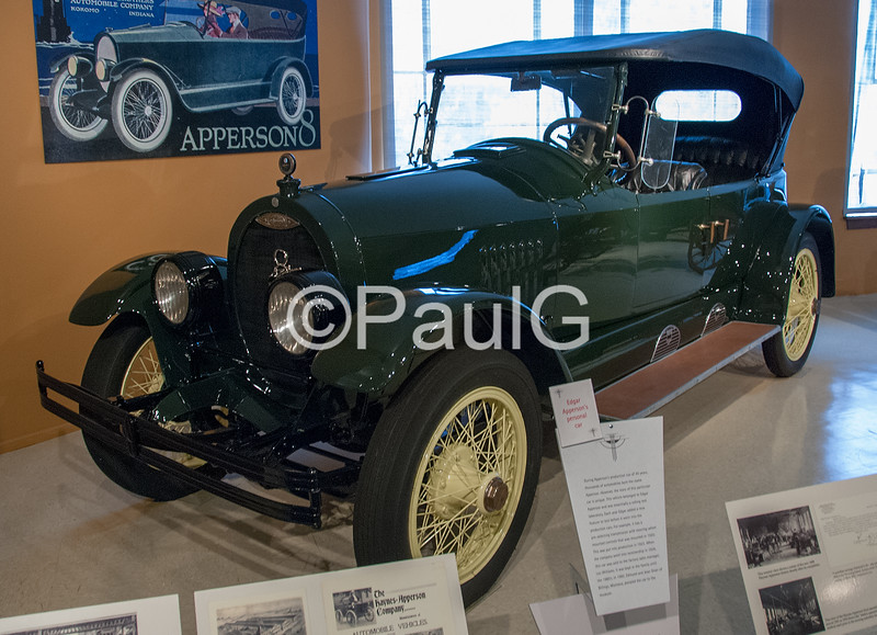 1920 Apperson Model 8-20