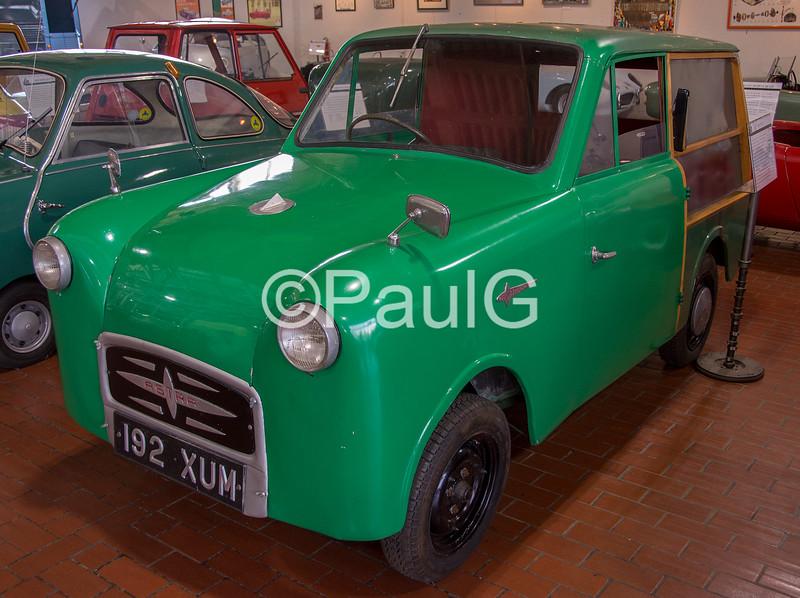 1956 Astra