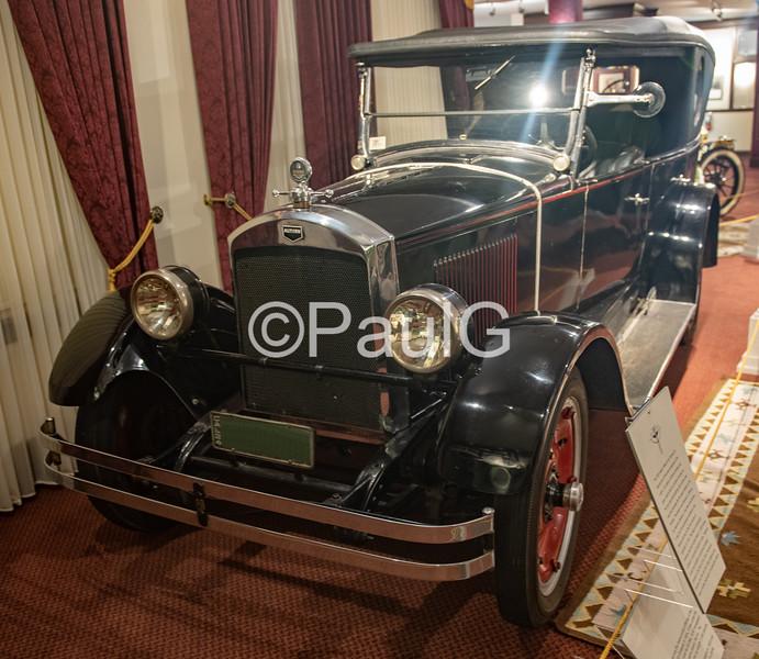 1924 Auburn Model 6-43 4-Door Standard Touring