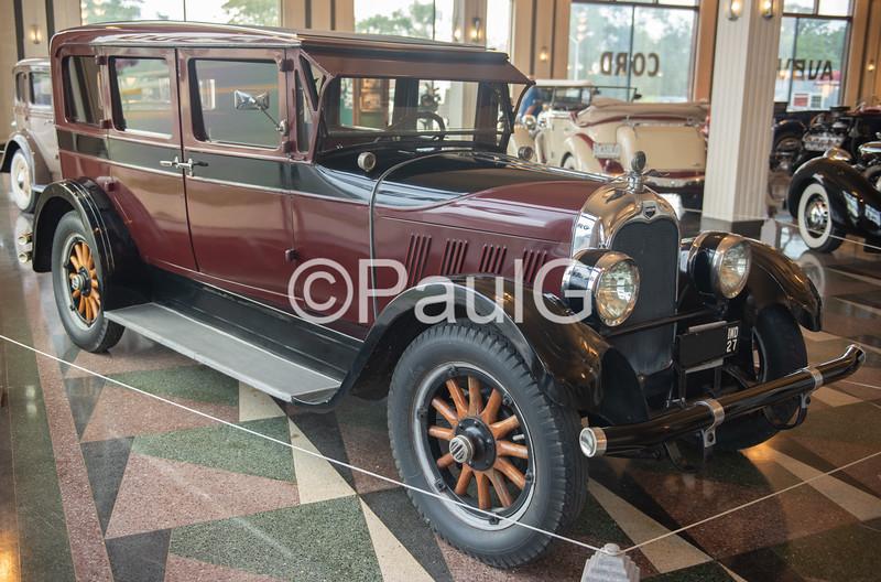 1927 Auburn Model 6-66 4-Door Sedan