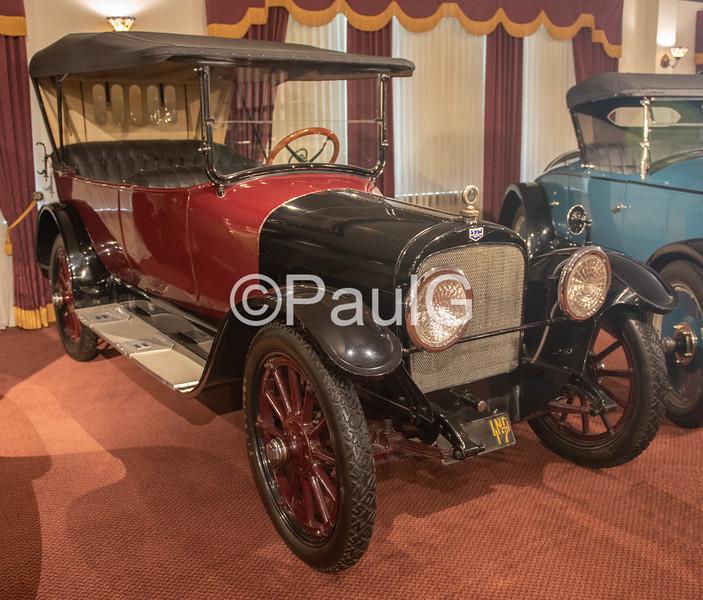 1917 Auburn Model 6-39 2-Door Touring