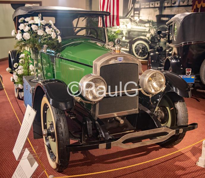 1922 Auburn Model 6-51 4-Door Sport Touring