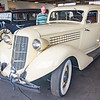 1936 Auburn Model 654 4-Door Sedan