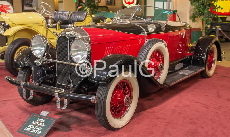 1929 Auburn Model 8-90 2-Door Speedster