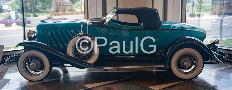 1932 Auburn Model 8-100A 2-Door Speedster