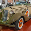 1935 Auburn Model 851 4-Door Phaeton Sedan