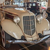 1936 Auburn Model 852 4-Door Supercharged Phaeton Sedan