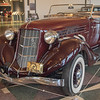1936 Auburn Model 852 2-Door Supercharged Cabriolet