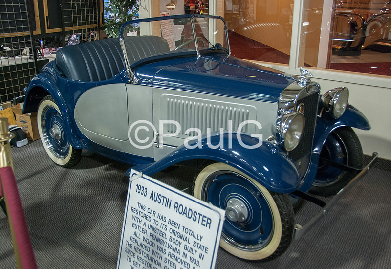 1933 Austin Roadster