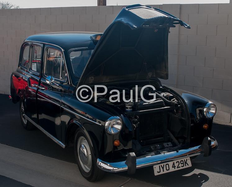 1972 Austin FX4 London Taxi
