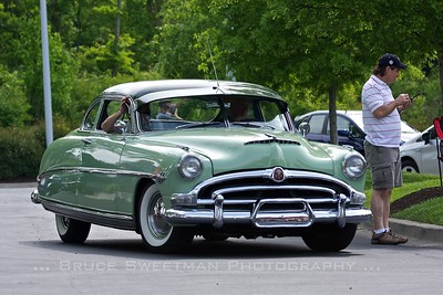 There were some other really nice cars at the 2012 Zattack like this Hudson.