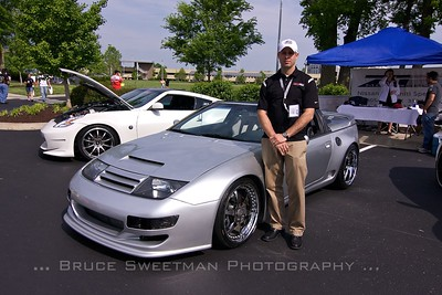 Russell Floyd of Z1 Motorsports claims his 1993 twin-turbo 300ZX makes 1200 hp.