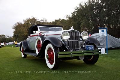 1929 Stutz M-8 Convertible Victoria
