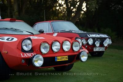 1975 Lancia Stratos, 1969 Lancia Fulvia