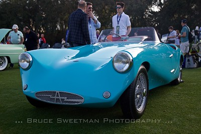 1956 Arnott Sports 1100 Climax (Sports and GT 1955-1959)