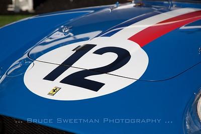 """1961 Ferrari 250 GT Speciale """"Sperimentale"""""""