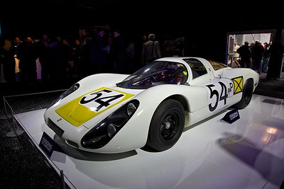 1968 Porsche 907 Longtail Chassis 907-005 1968 24 Hours of Daytona Winner Sold $3,630,000