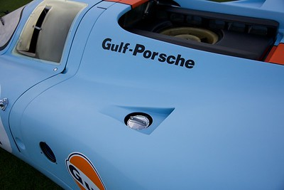 1969 Porsche 917K 1970 Daytona 24-hour Winner