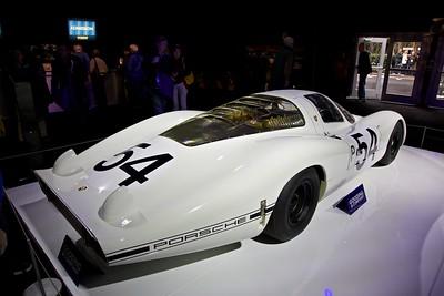 1968 Porsche 907 Longtail Chassis 907-005 1968 24 Hours of Daytona Winner Sold $3,630,000
