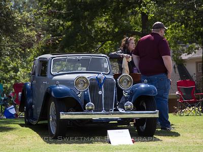 1935 Jaguar SS1 Coupe