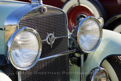 1931 Cadillac Fleetwood Dual Cowl Phaeton