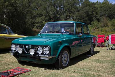 1972 Alfa Romeo Giulia Nuova Super 1300
