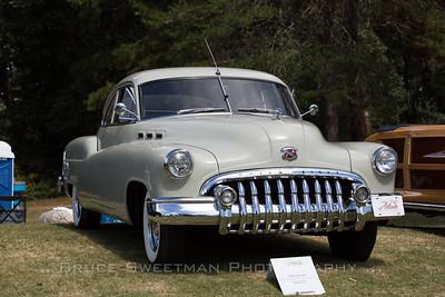 1950 Buick 46S Sedanette