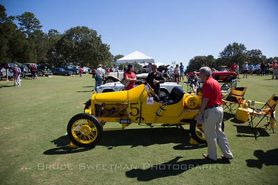 1920 Ford Model T Speedster #5 Race Car