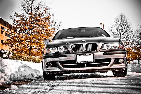 BMW 540i Sports