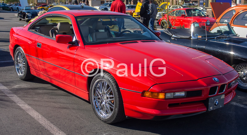 BMW 850CSi 2-Door Coupe