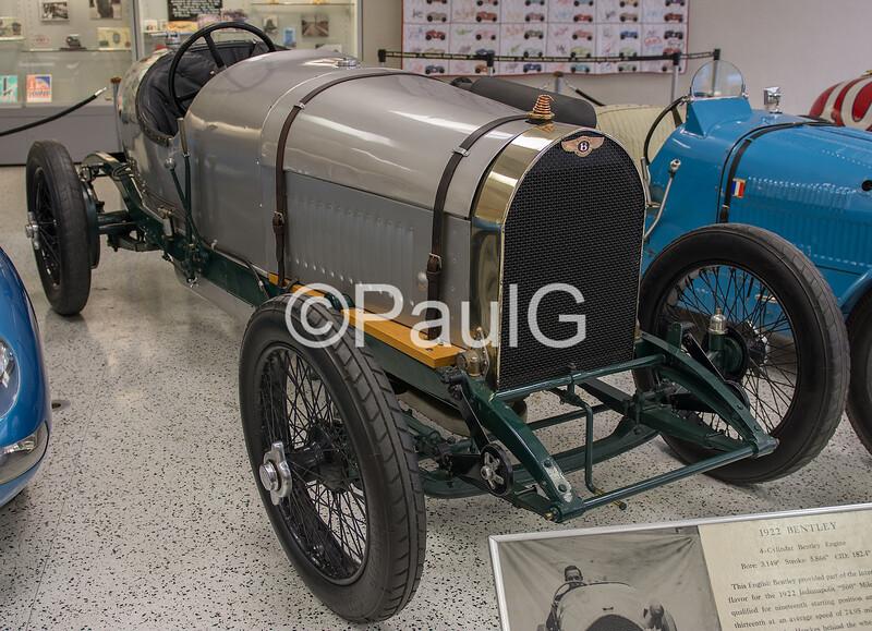 1922 Bentley Race Car