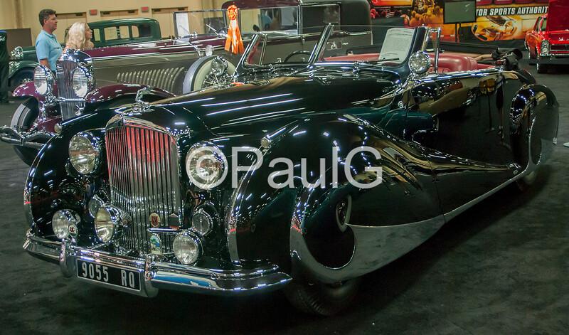 1947 Bentley Mark IV Franay
