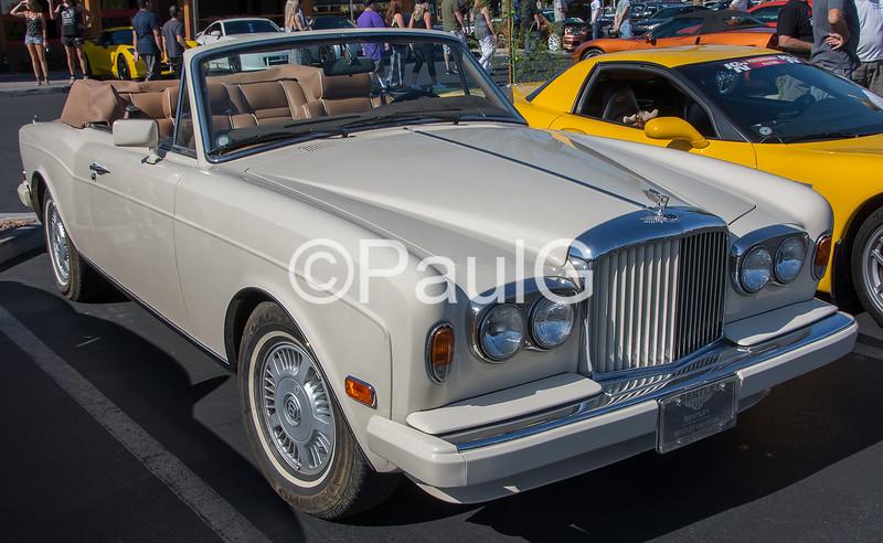 1990 Bentley Continental Convertible