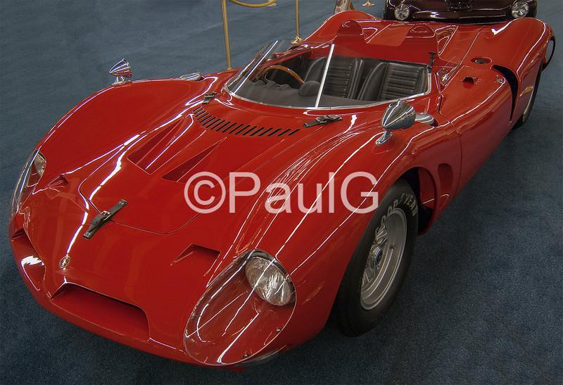 1966 Bizzarini P538 Spyder Prototype
