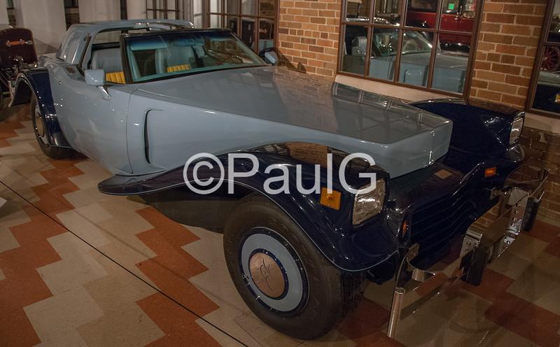 1979 Buehrig Concept Car