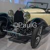 1928 Bugatti Type 43/44 by Figoni