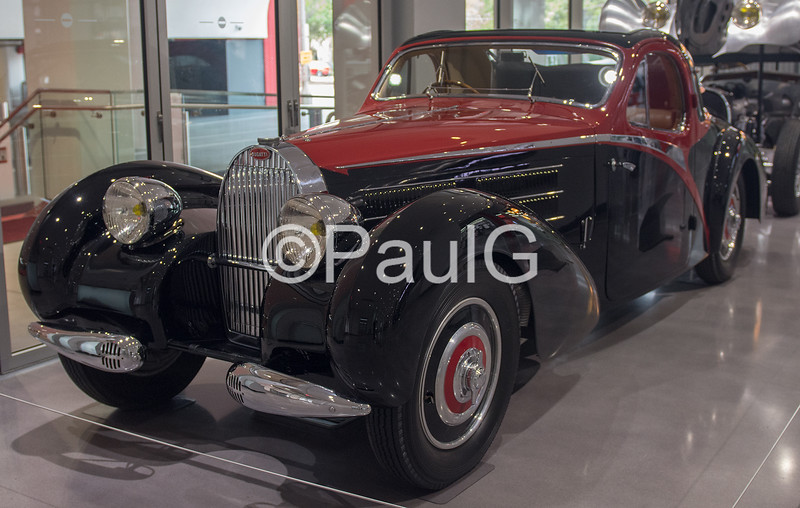 1939 Bugatti Type 57C Atalante