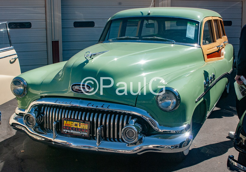 1951 Buick Roadmaster 4-Door Estate Wagon