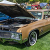 1970 Buick Wildcat Custom 4-Door Hardtop Sedan