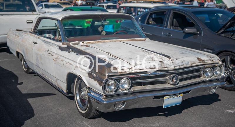 1963 Buick Wildcat 2-Door Sport Coupe