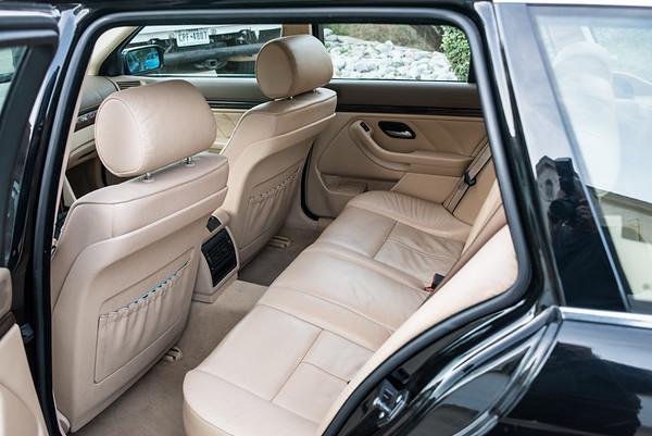 BMW 2003 540iT