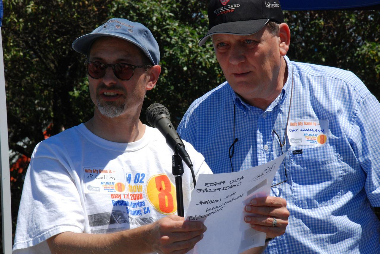 BMW Bay Area 02 Swap and Show - JP and Curtis Ingraham http://bayarea02.com/