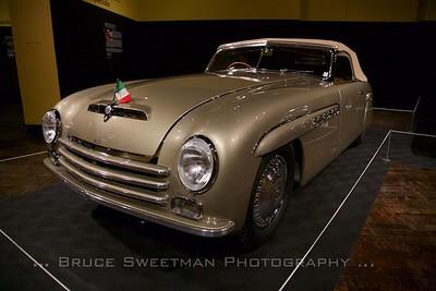 1946 Alfa 6C 2500 S