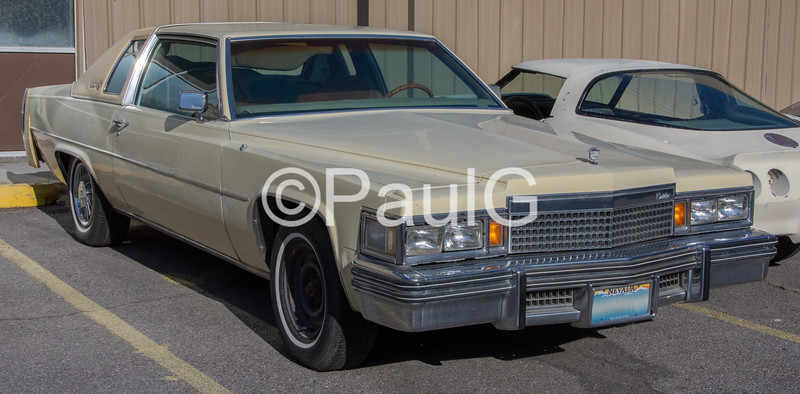 1979 Cadillac DeVille 2-Door Coupe