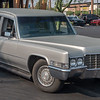 1969 Cadillac Fleetwood 4-Door Hearse