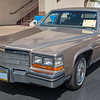 1986 Cadillac Fleetwood Brougham 4-Door Sedan