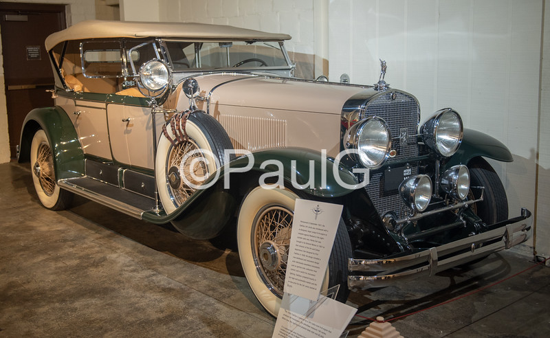 1928 Cadillac Series 341A 4-Door Phaeton