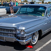 1963 Cadillac Series 60 Special Fleetwood 4-Door Hardtop Sedan